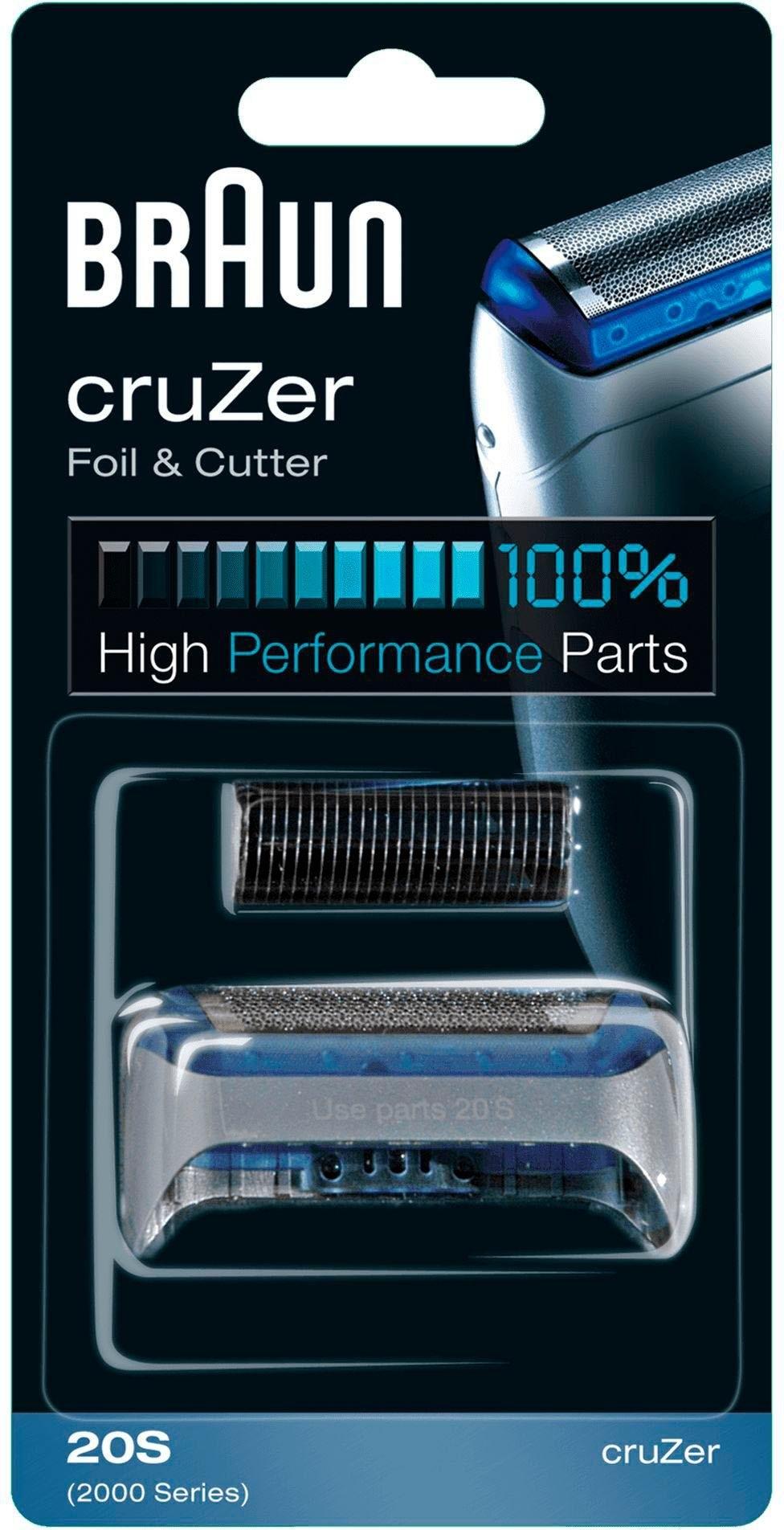 Braun extra scheerkop Combi-pack 20S in de webshop van OTTO kopen