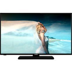 telefunken d43f500m4cw led-tv (108 cm - 43 inch), full hd, smart-tv zwart