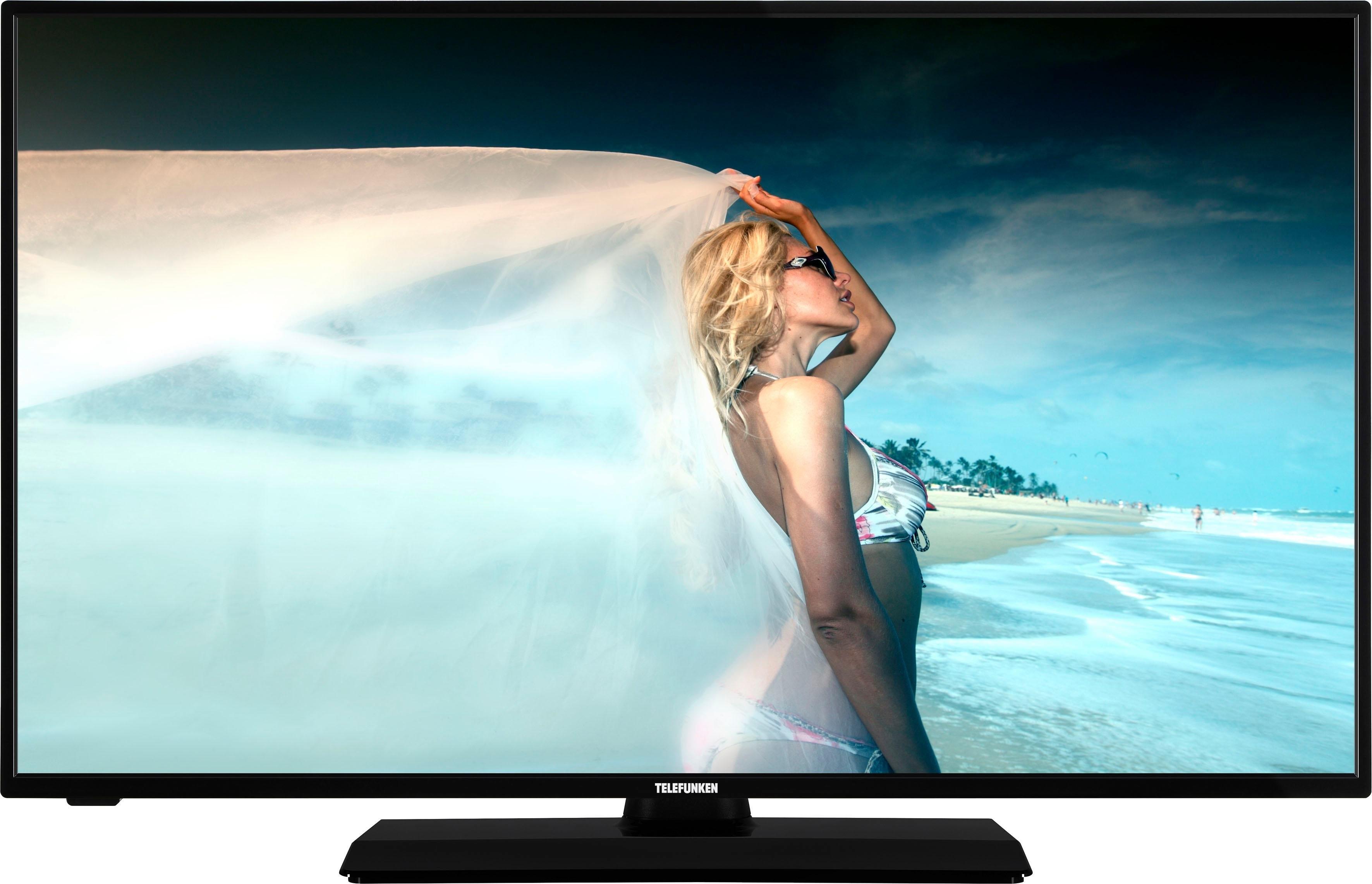 Telefunken D43F500M4CW led-tv (108 cm / 43 inch), Full HD, smart-tv - verschillende betaalmethodes