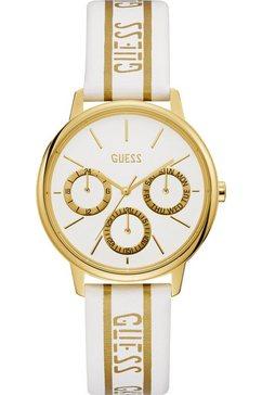 guess originals multifunctioneel horloge »robertson, v1013m3« wit