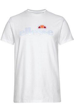 ellesse t-shirt »giniti 2« wit