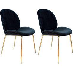 """kayoom stoel """"charlize 110"""" zwart"""