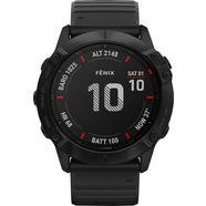 garmin smartwatch fēnix 6x – pro zwart
