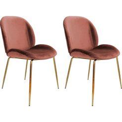 """kayoom stoel """"charlize 110"""" roze"""