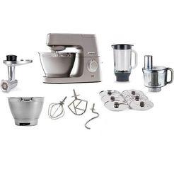 kenwood »chef elite kvc5401s« keukenmachine zilver