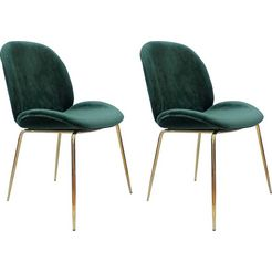 """kayoom stoel """"charlize 110"""" groen"""