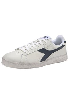 diadora sneakers »game i low waxed« wit
