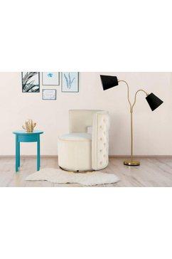 kayoom fauteuil beverly 125 (per stuk) beige