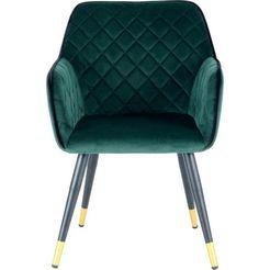 "kayoom stoel ""amino 525"" groen"