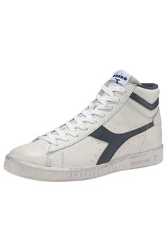 diadora sneakers »game i high waxed« wit