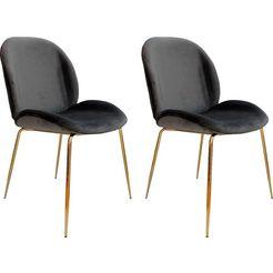"kayoom stoel ""charlize 110"" grijs"