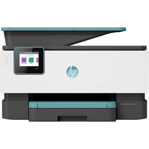 HP OfficeJet Pro 9015 All-in-One Oasis Multifunctionele inkjetprinter Printen, Scannen, Kopiëren, F