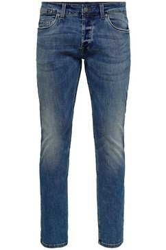 only  sons regular fit jeans »weft reg« blauw
