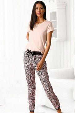 s.oliver bodywear pyjama roze
