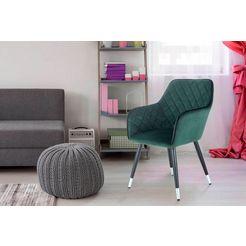 "kayoom stoel ""amino 625"" groen"