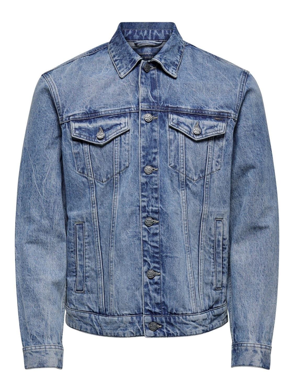 Only & Sons jeansjack »COIN TRUCKER« online kopen op otto.nl
