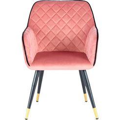 kayoom stoel amino 525 (per stuk) roze