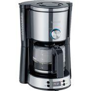 severin »ka 4826« filterkoffieapparaat zwart