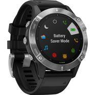 garmin »fenix 6« smartwatch zwart