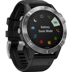 garmin smartwatch fenix 6 zwart