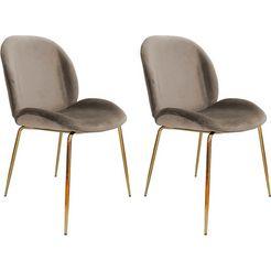 "kayoom stoel ""charlize 110"" beige"