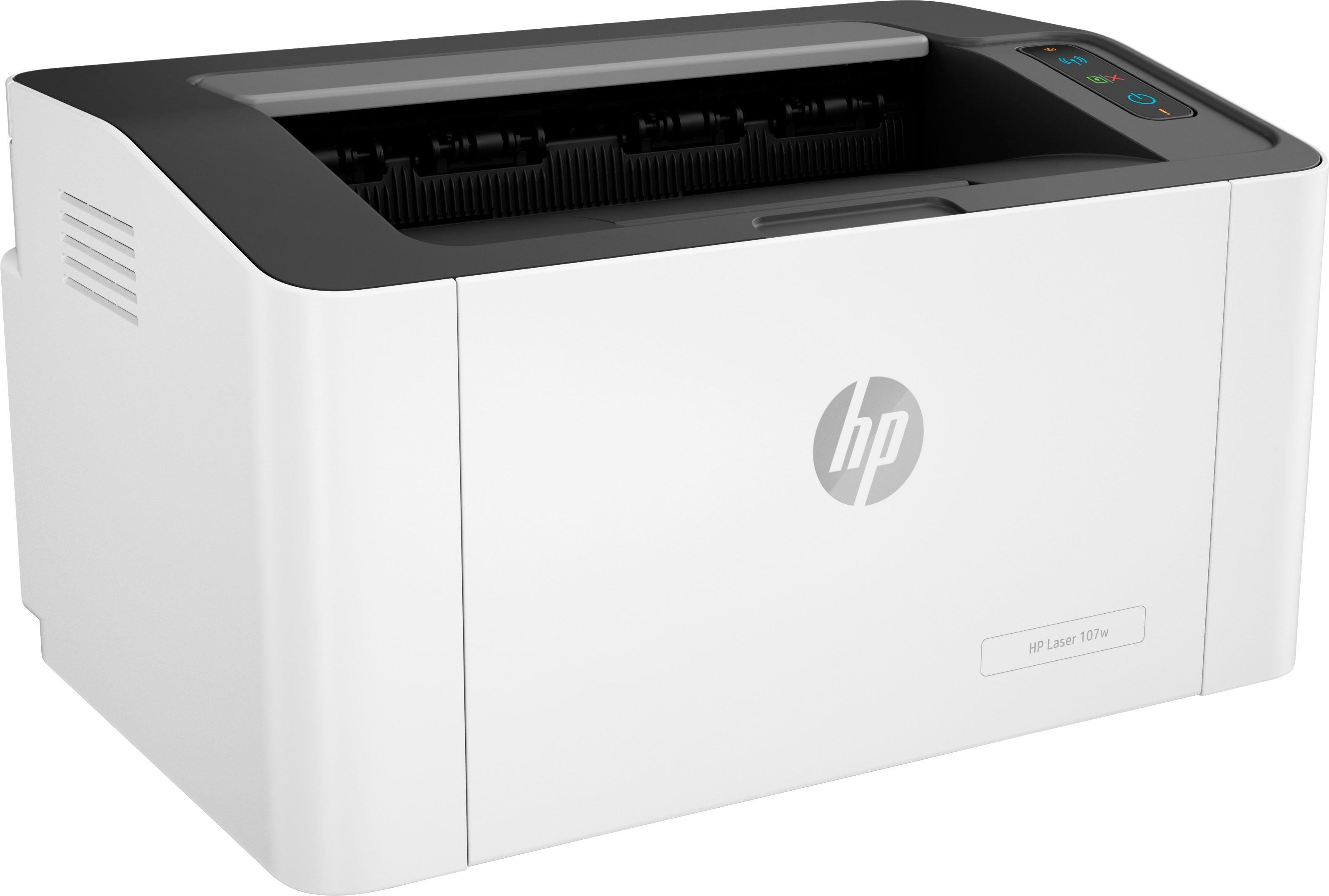HP »107w« laserprinter nu online bestellen