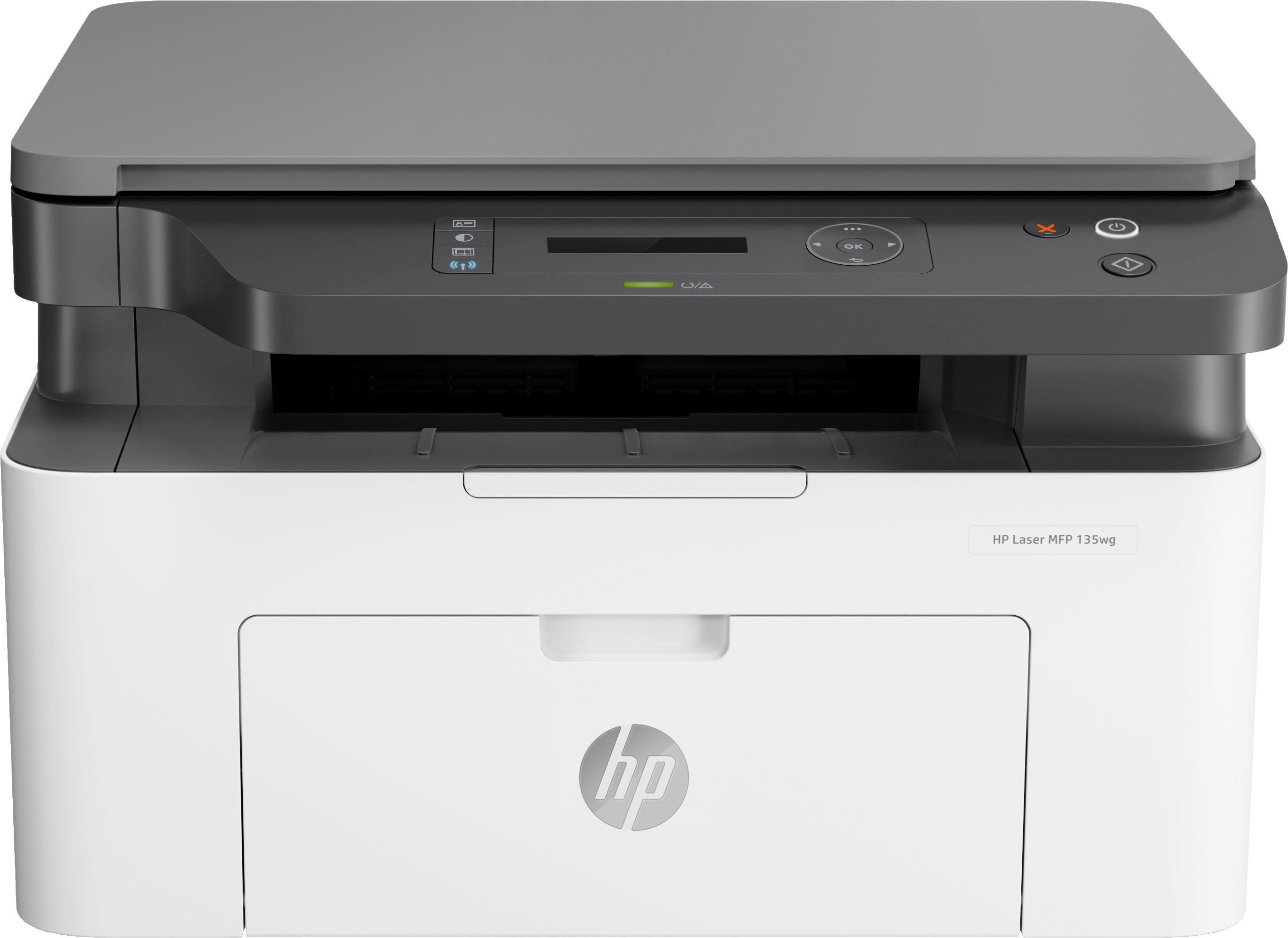 HP »Laser MFP 135wg« all-in-oneprinter veilig op otto.nl kopen