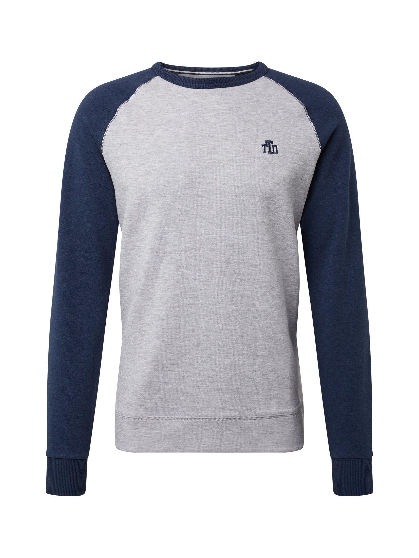 sweatshirt »Sweatshirt mit Logo Stickerei«