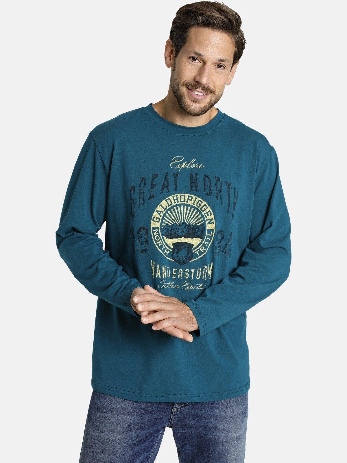 Jan Vanderstorm shirt met lange mouwen »MERVYN« bij OTTO online kopen
