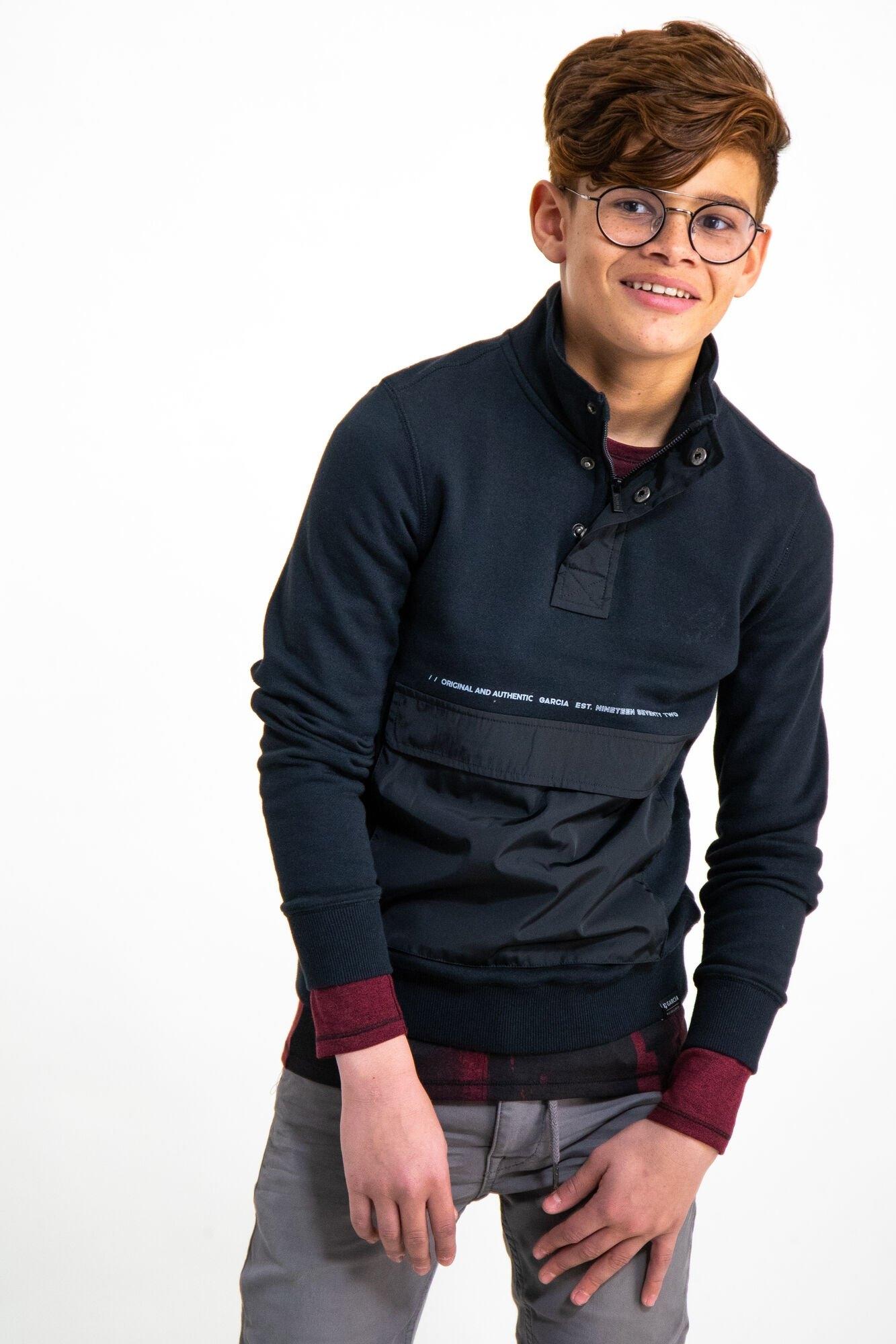 Garcia sweater - gratis ruilen op otto.nl