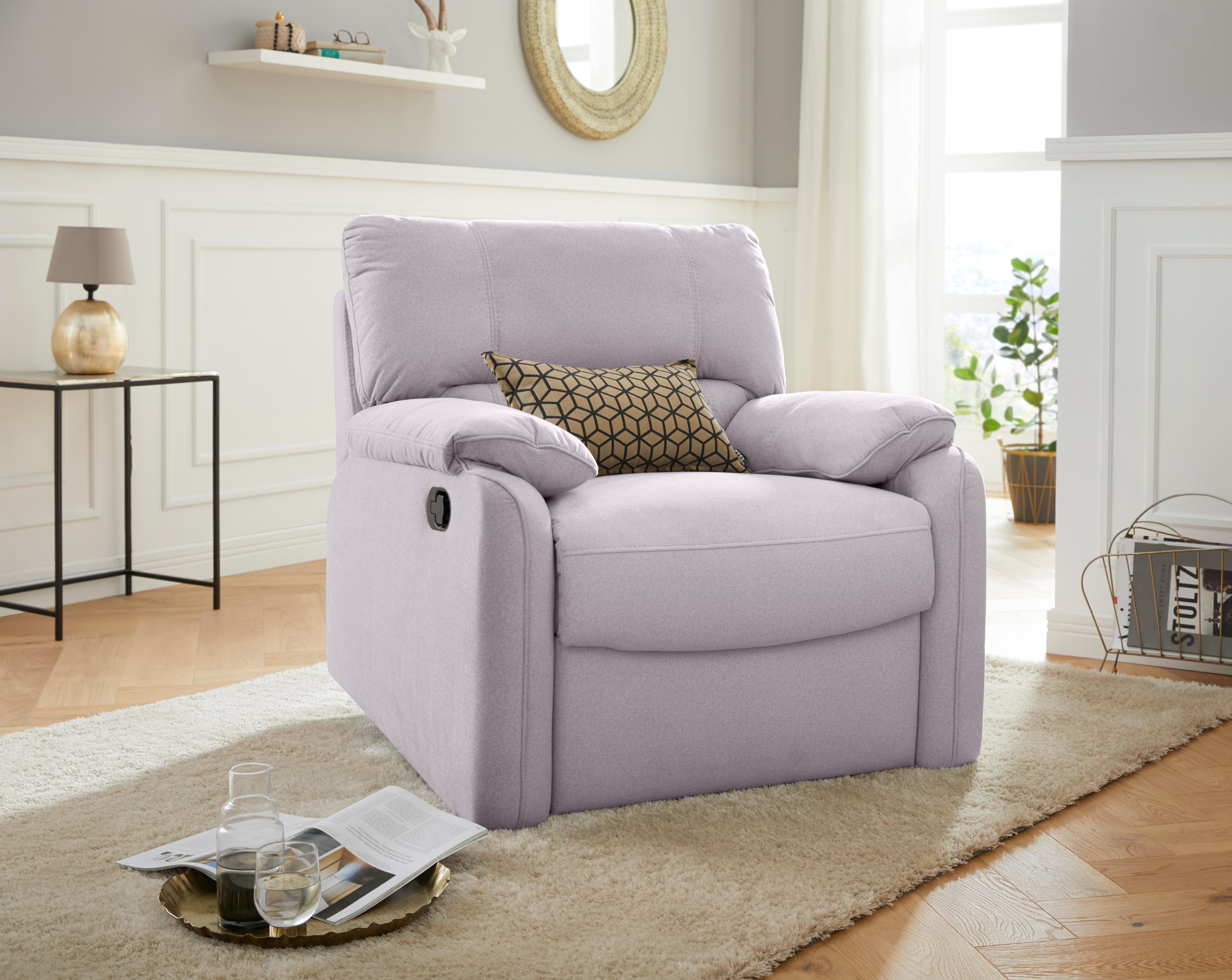 Exxpo - Sofa Fashion relaxfauteuil bij OTTO online kopen