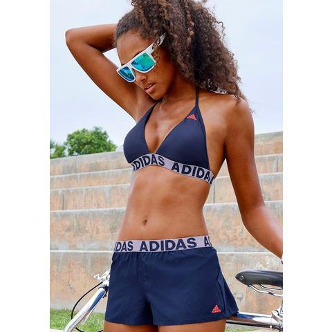 adidas Performance zwemshort donkerblauw