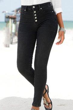 buffalo highwaist-jeans zwart