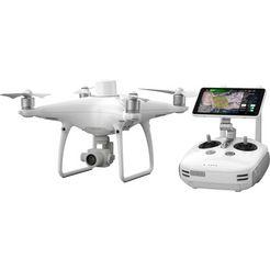 dji »phantom 4 rtk sdk« drone wit