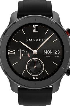 amazfit smartwatch zwart
