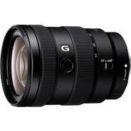 sony objectief sel1655g e-mount standaard zoom e 16-55 mm f2.8 g, aps-c zwart