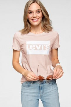 levi's t-shirt »the perfect tee« roze