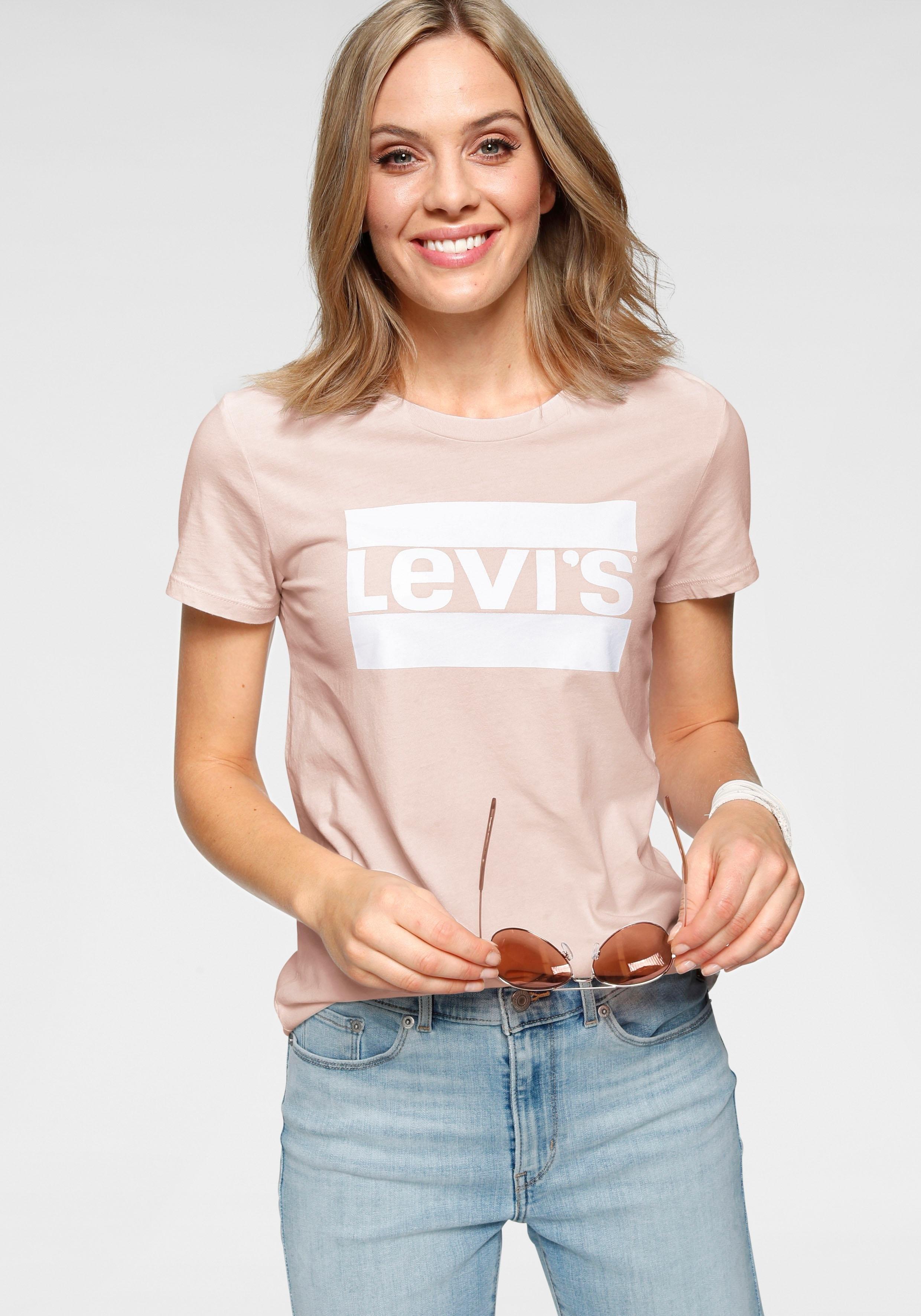 LEVI'S ® T-shirt »The perfect Tee« bij OTTO online kopen
