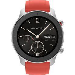 amazfit smartwatch rood