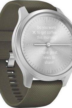garmin smartwatch vivomove style zilver
