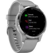 garmin »vivoactive 4s« smartwatch grijs