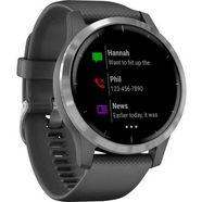 garmin smartwatch vivoactive 4 grijs