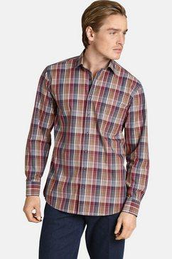 charles colby overhemd met lange mouwen »earl austin« rood