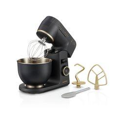 grundig keukenmachine kmp 8650 s mbc massimo bottura-collectie zwart