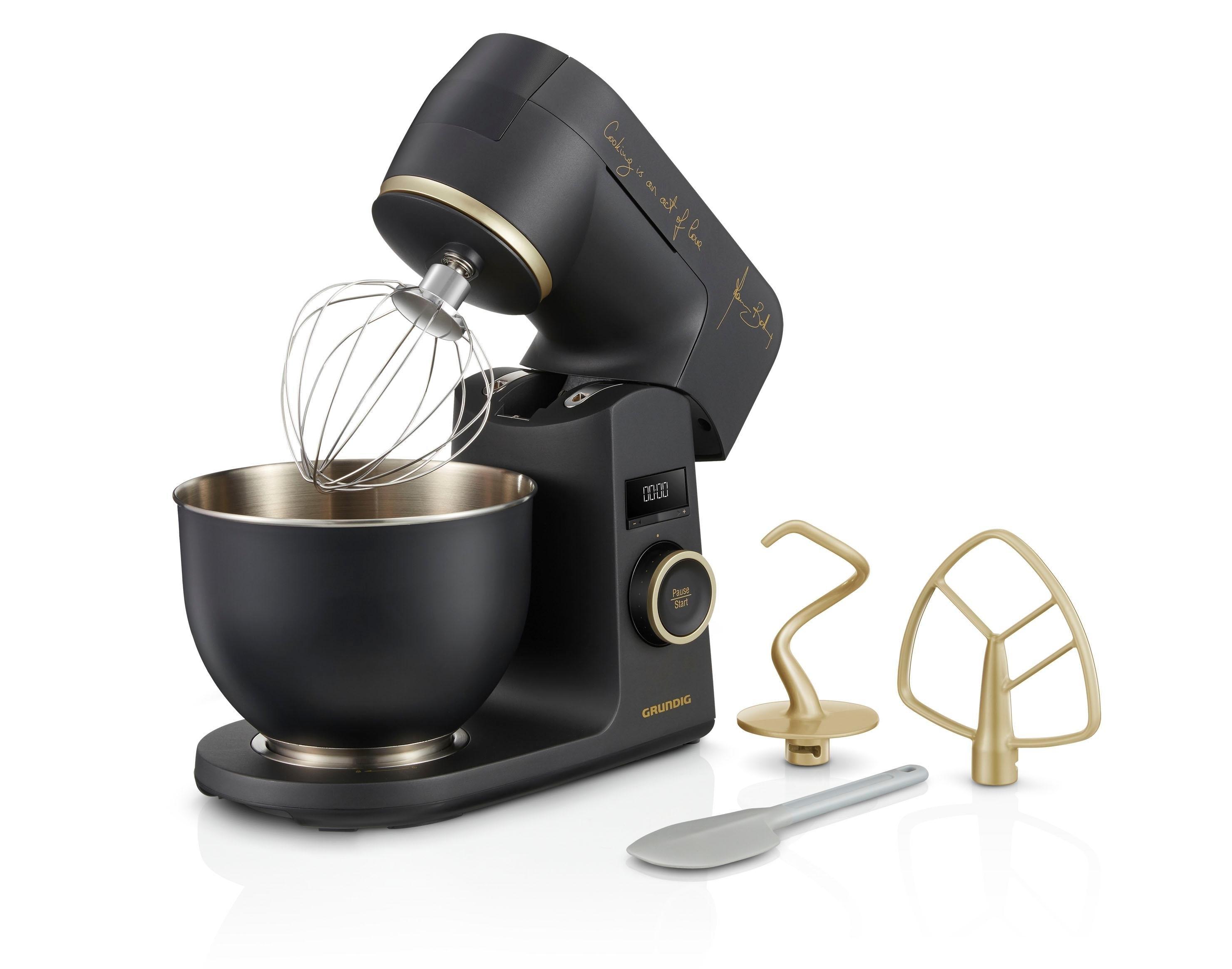 Op zoek naar een Grundig keukenmachine KMP 8650 S MBC Massimo Bottura-collectie? Koop online bij OTTO