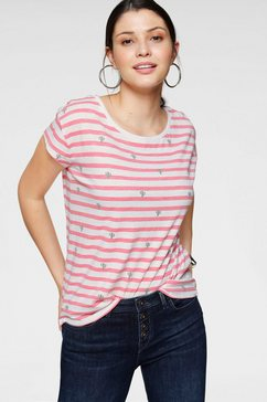 edc by esprit t-shirt roze