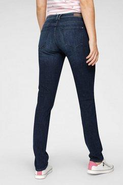 edc by esprit stretch jeans blauw