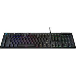 logitech games gaming-toetsenbord g815 lightspeed zwart