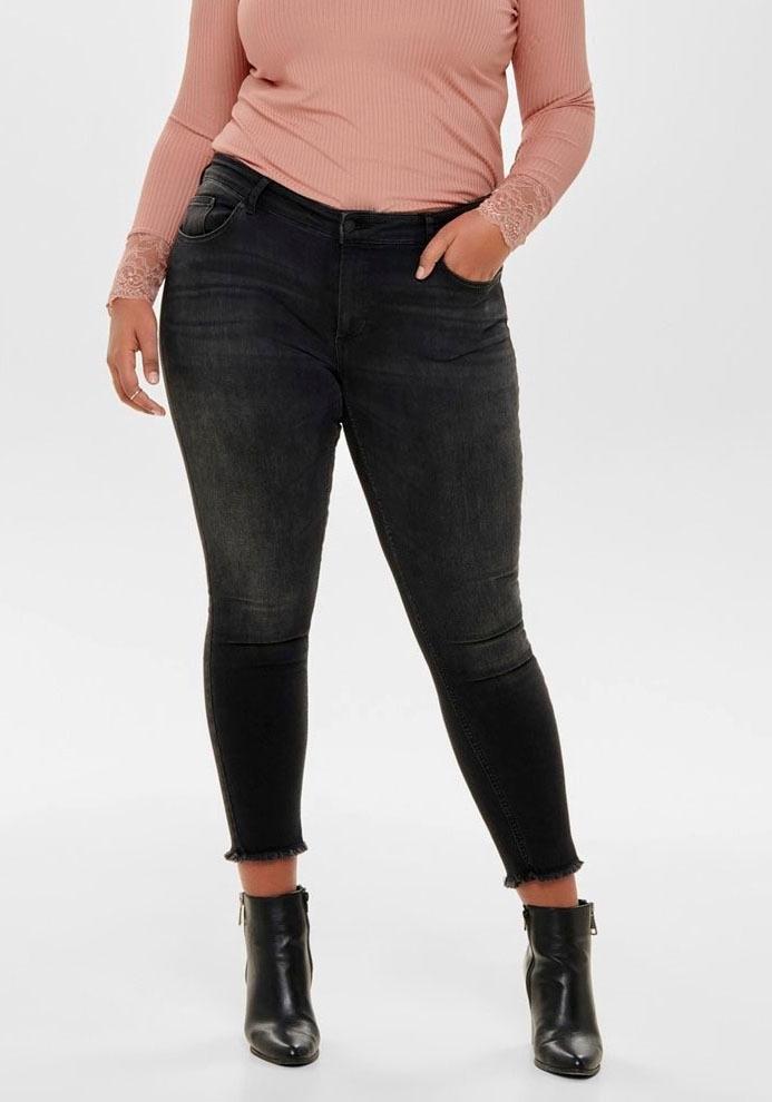 ONLY CARMAKOMA skinny fit jeans »Willy« nu online bestellen
