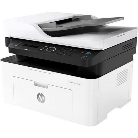 HP Laser MFP 137fwg multifunctionele scanner